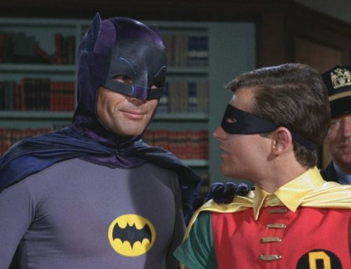 WALLY PRODUCES 1966 BATMAN MUSEUM EXHIBIT!