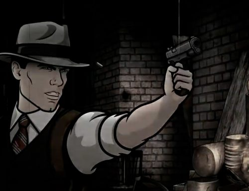 "WALLY PROMOS NEW SEASON OF ""ARCHER"""