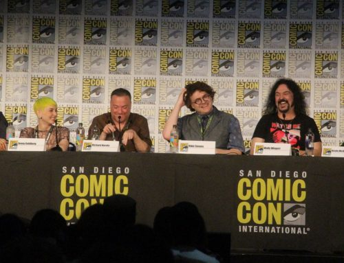 INVADER ZIM PANEL AT SDCC ON-LINE!